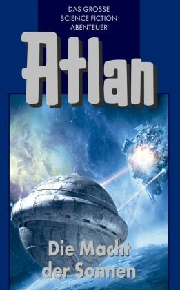 Atlan 44: Die Macht der Sonnen (Blauband)