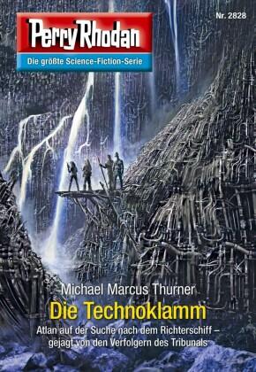 Perry Rhodan 2828: Die Technoklamm