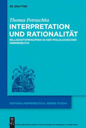 Interpretation und Rationalität