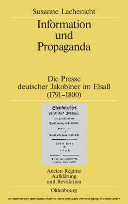 Information und Propaganda