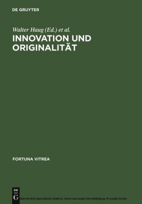 Innovation und Originalität
