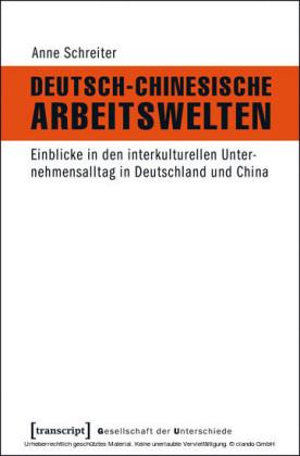 Deutsch-Chinesische Arbeitswelten