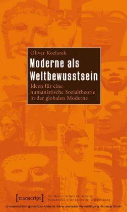 Moderne als Weltbewusstsein