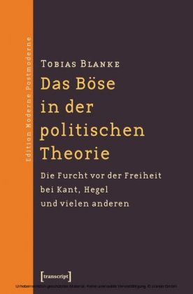 Das Böse in der politischen Theorie