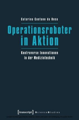 Operationsroboter in Aktion
