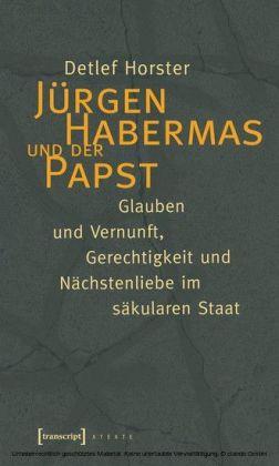 Jürgen Habermas und der Papst