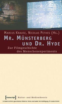 Mr. Münsterberg und Dr. Hyde