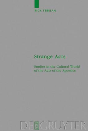 Strange Acts