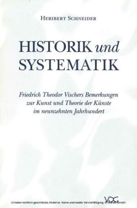 Historik und Systematik
