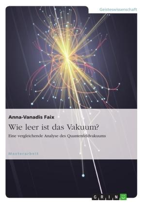 Wie leer ist das Vakuum? Eine vergleichende Analyse des Quantenfeldvakuums