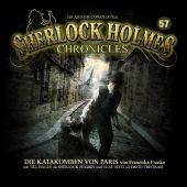 Sherlock Holmes Chronicles - Die Katakomben von Paris, 2 Audio-CD