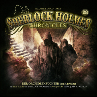 Sherlock Holmes Chronicles - Der Orchideenzüchter, 1 Audio-CD