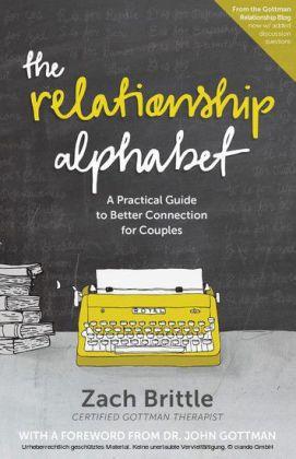 The Relationship Alphabet