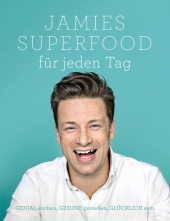 Jamies Superfood für jeden Tag Cover