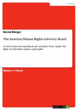 The Austrian Human Rights Advisory Board