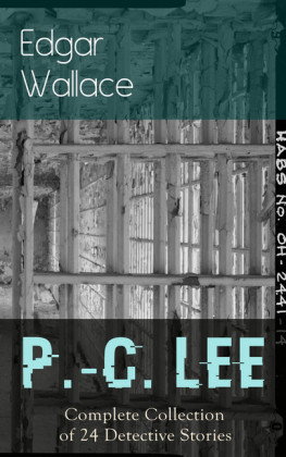 P.-C. Lee: Complete Collection of 24 Detective Stories