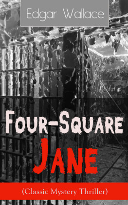 Four-Square Jane (Classic Mystery Thriller)