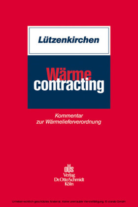 Wärmecontracting