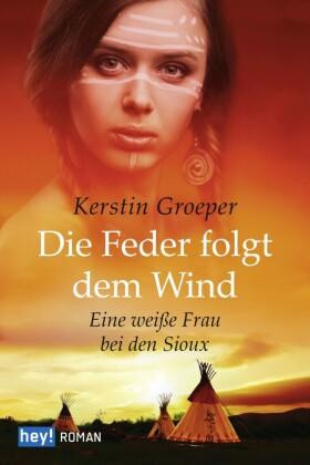 Die Feder folgt dem Wind