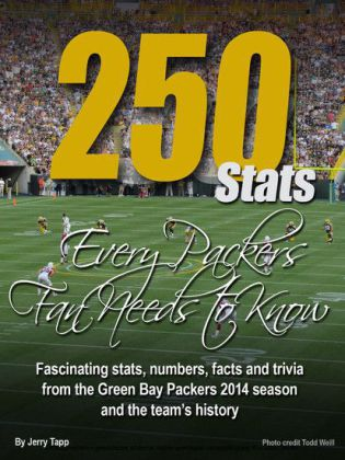 250 Stats Every Packers Fan Needs to Know