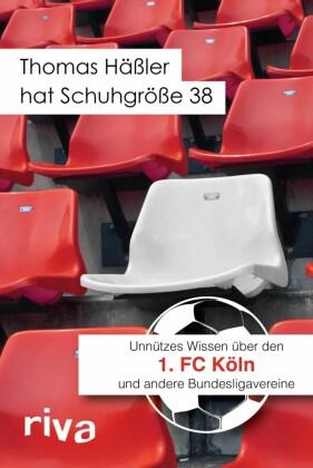 Thomas Häßler hat Schuhgröße 38