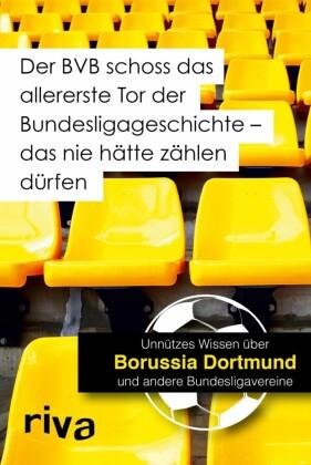 Der BVB schoss das allererste Tor der Bundesligageschichte - das nie hätte zählen dürfen