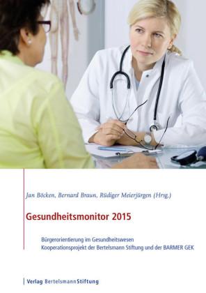 Gesundheitsmonitor 2015