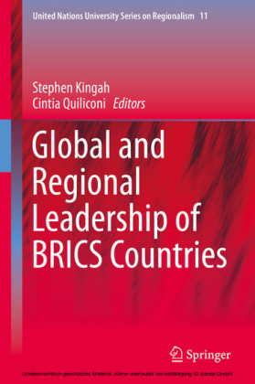 Global and Regional Leadership of BRICS Countries