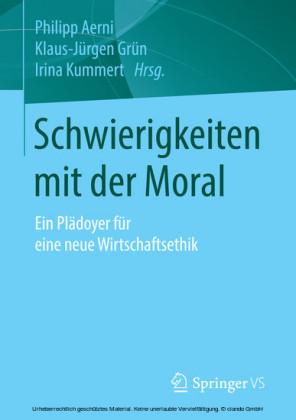 Schwierigkeiten mit der Moral