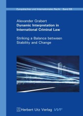 Dynamic Interpretation in International Criminal Law
