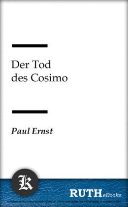 Der Tod des Cosimo