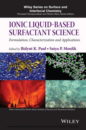 Ionic Liquid-Based Surfactant Self-Assemblies