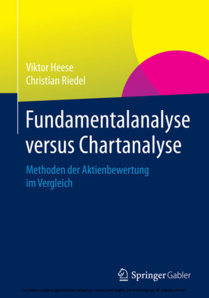 Fundamentalanalyse versus Chartanalyse