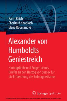 Alexander von Humboldts Geniestreich