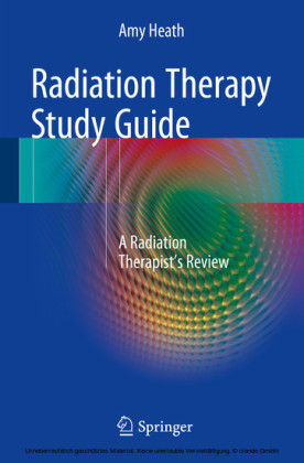 Radiation Therapy Study Guide