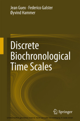 Discrete Biochronological Time Scales