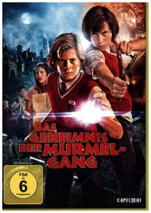 Das Geheimnis der Murmel-Gang, 1 DVD