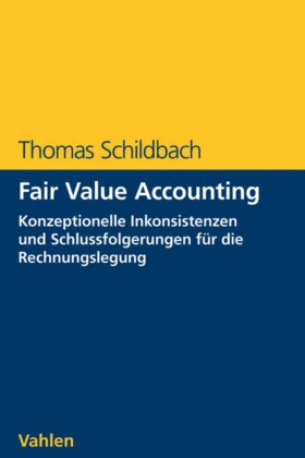Fair Value Accounting