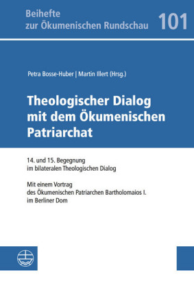 Theologischer Dialog mit dem Ökumenischen Patriarchat