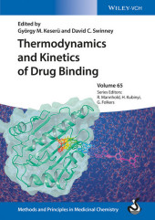 Thermodynamics and Kinetics of Drug Binding, Volume 65