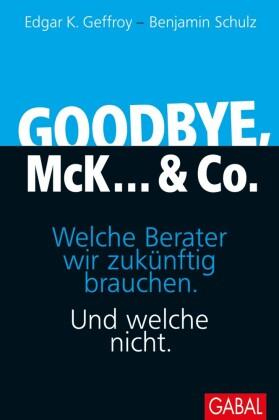 Goodbye, McK... & Co.