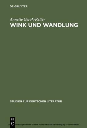 Wink und Wandlung