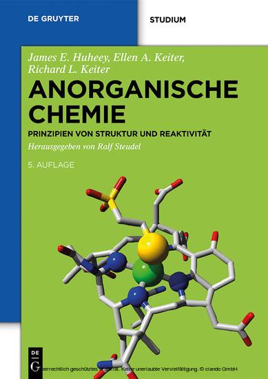 Janiak chemie pdf anorganische riedel