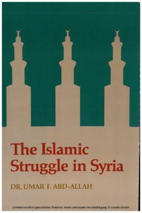 The Islamic Struggle in Syria