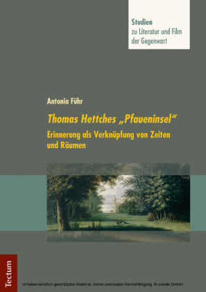 Thomas Hettches 'Pfaueninsel'