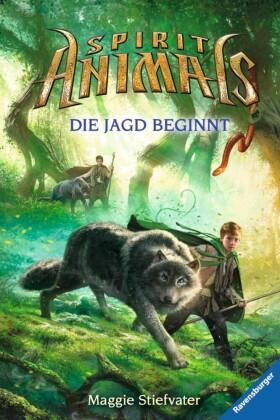 Spirit Animals 2: Die Jagd beginnt
