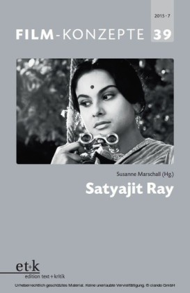 FILM-KONZEPTE 39 - Satyajit Ray