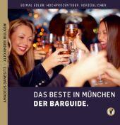 Das Beste in München Der Barguide Cover