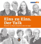Eins zu Eins. Der Talk Cover