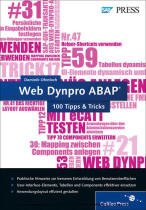 Web Dynpro ABAP ? 100 Tipps & Tricks